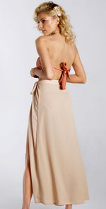 Westerly Waikiki Skirt in Nude back