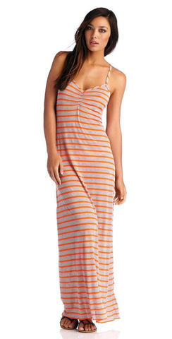 CA By Vitamin A Erica Dress in Clementine 33DHCT
