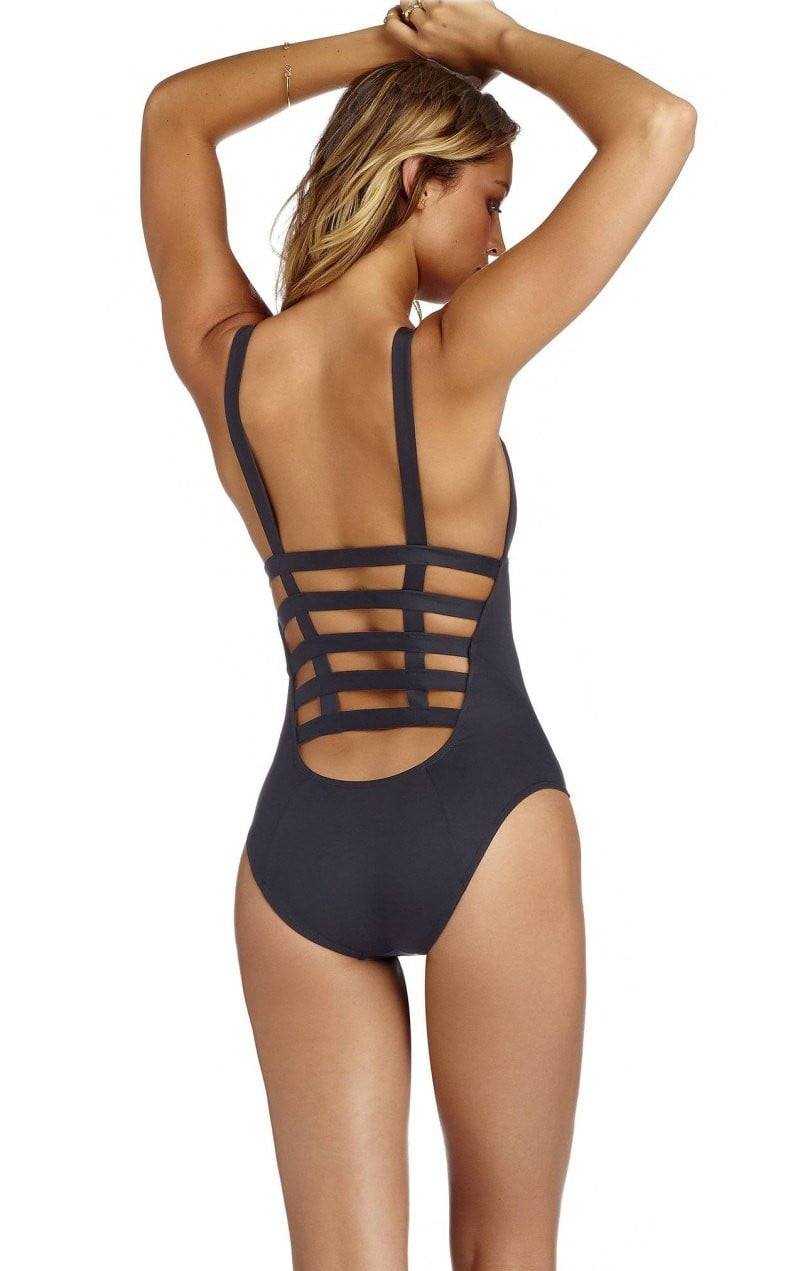 Vitamin A EcoLux Neutra One Piece in Black 50M ECB: