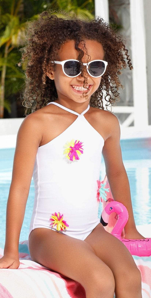 Little Peixoto Emma One Piece In White 51809-S18