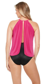 Magicsuit Rose Pink Aubrey One Piece
