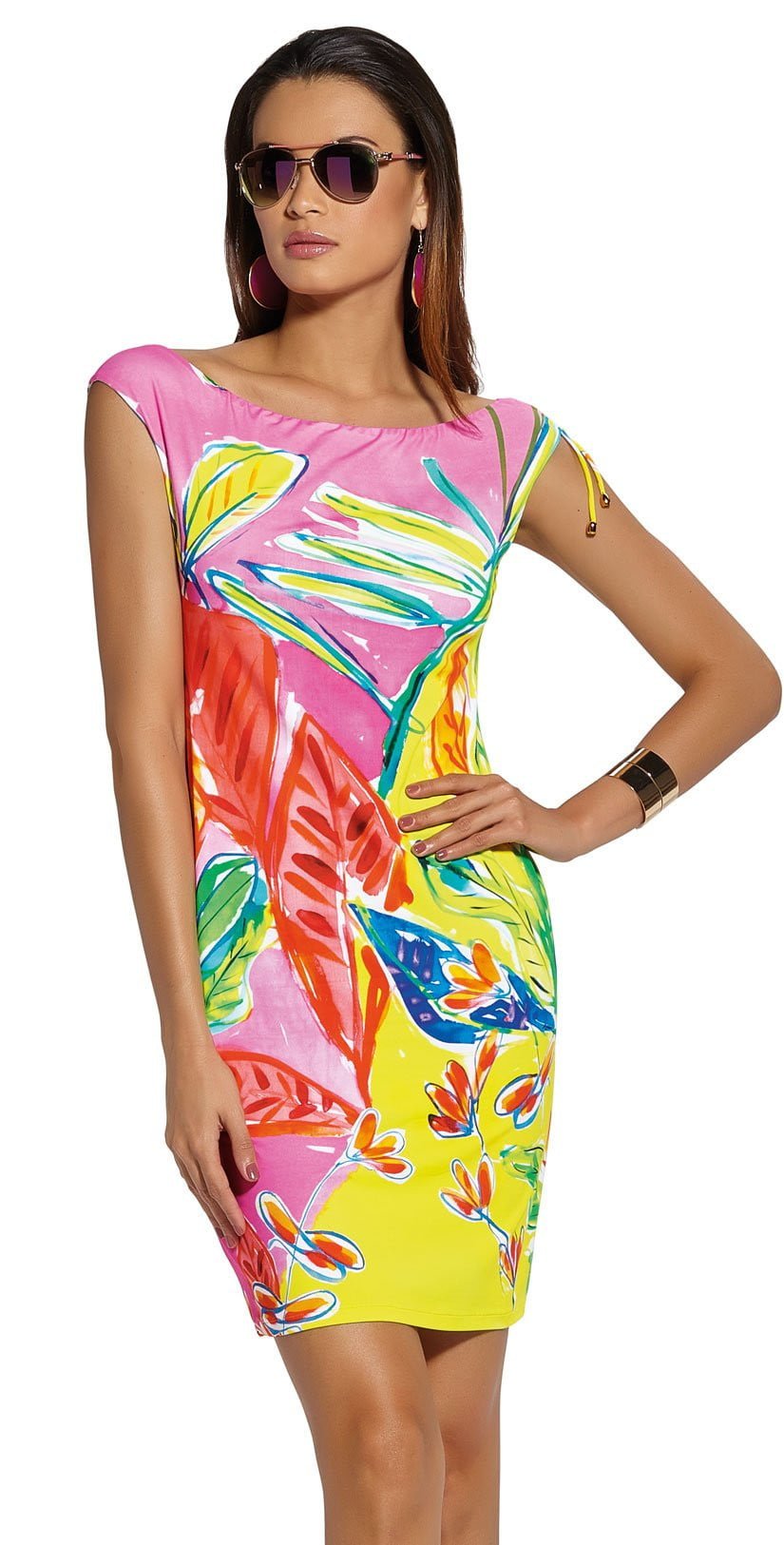 Roidal Paradise Vestido Ivet Dress 678/01 01: