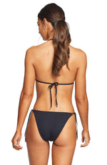 Vitamin A EcoRib Tara Tie Side Bikini Bottom