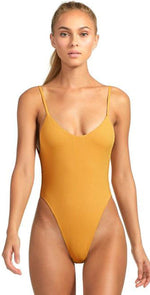Vitamin A EcoRib Yasmeen One Piece in Marigold 801M ERM: