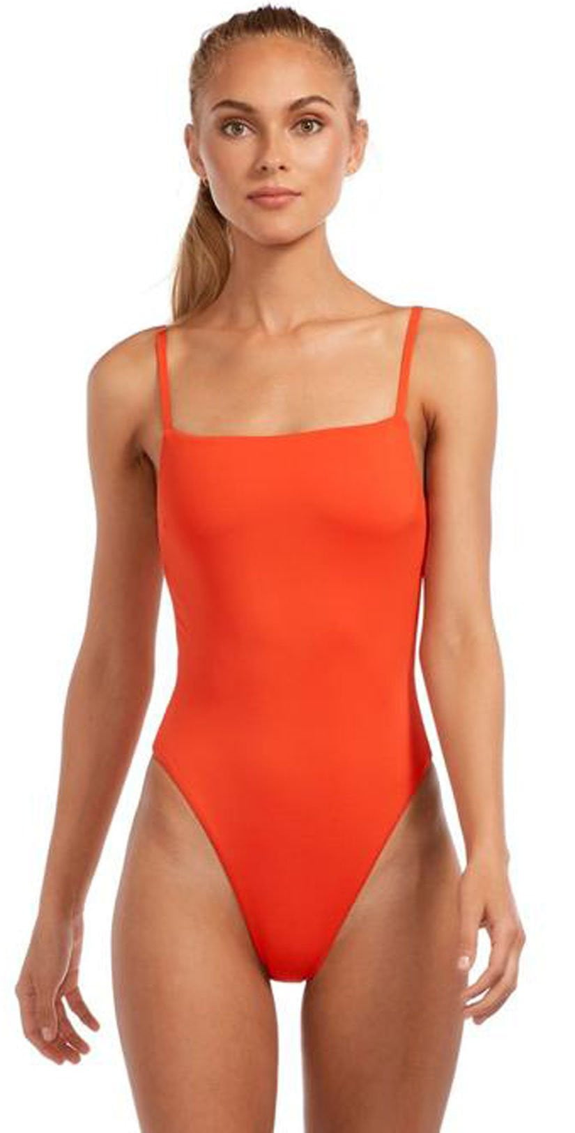 Vitamin A Papavero EcoLux Edie One Piece Bodysuit 802MF PAP