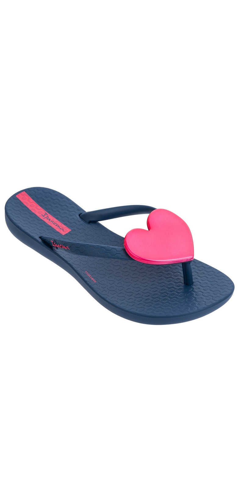 iPanema Kids Wave Heart Flip Flop