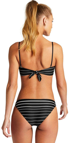 Vitamin A Neutra EcoRib Triangle Bikini Top in Glacier 805T ERG