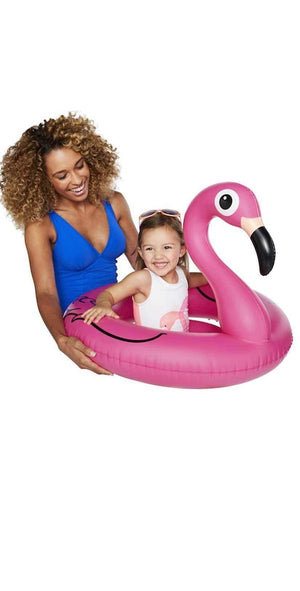 Big Mouth Pink Flamingo Lil Float BMLF-0001: