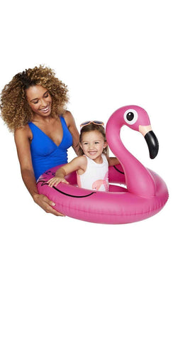 Big Mouth Giant Pink Flamingo Pool Float BMPF-0001