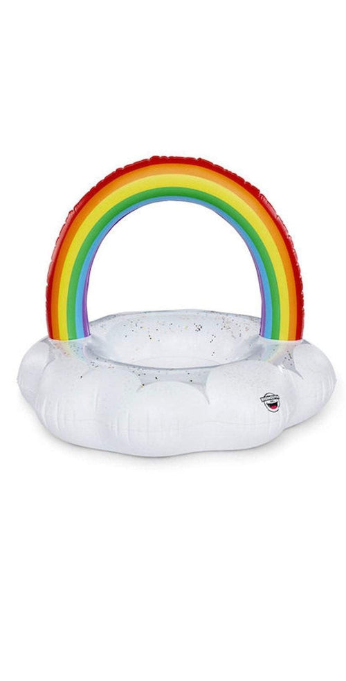 Big Mouth Giant Rainbow Cloud Pool Float BMPF-0012: