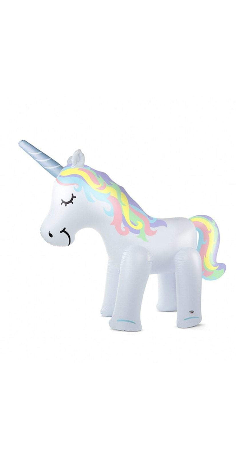 Big Mouth Ginormous Unicorn Yard Sprinkler: