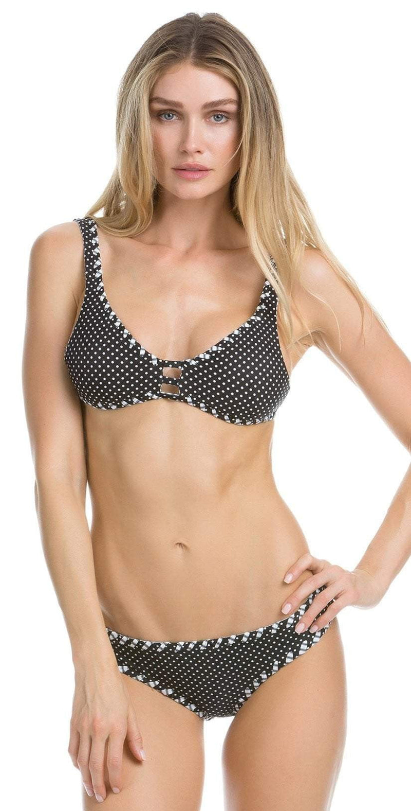 Becca Nightingale American Fit Bikini Bottom 914387-BAW: