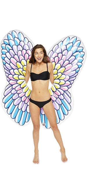 Big Mouth Giant Angel Wings Pool Float BMPF-0029:
