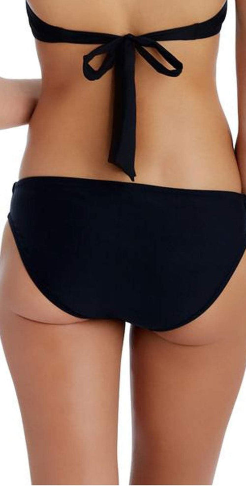 Helen Jon Resort Essentials Classic Bottom in Black HJRE-0302-BKS:
