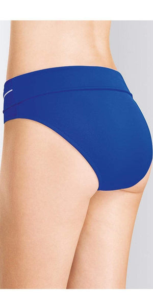 Amoena Combini Foldover Bottom in Blue 70773: