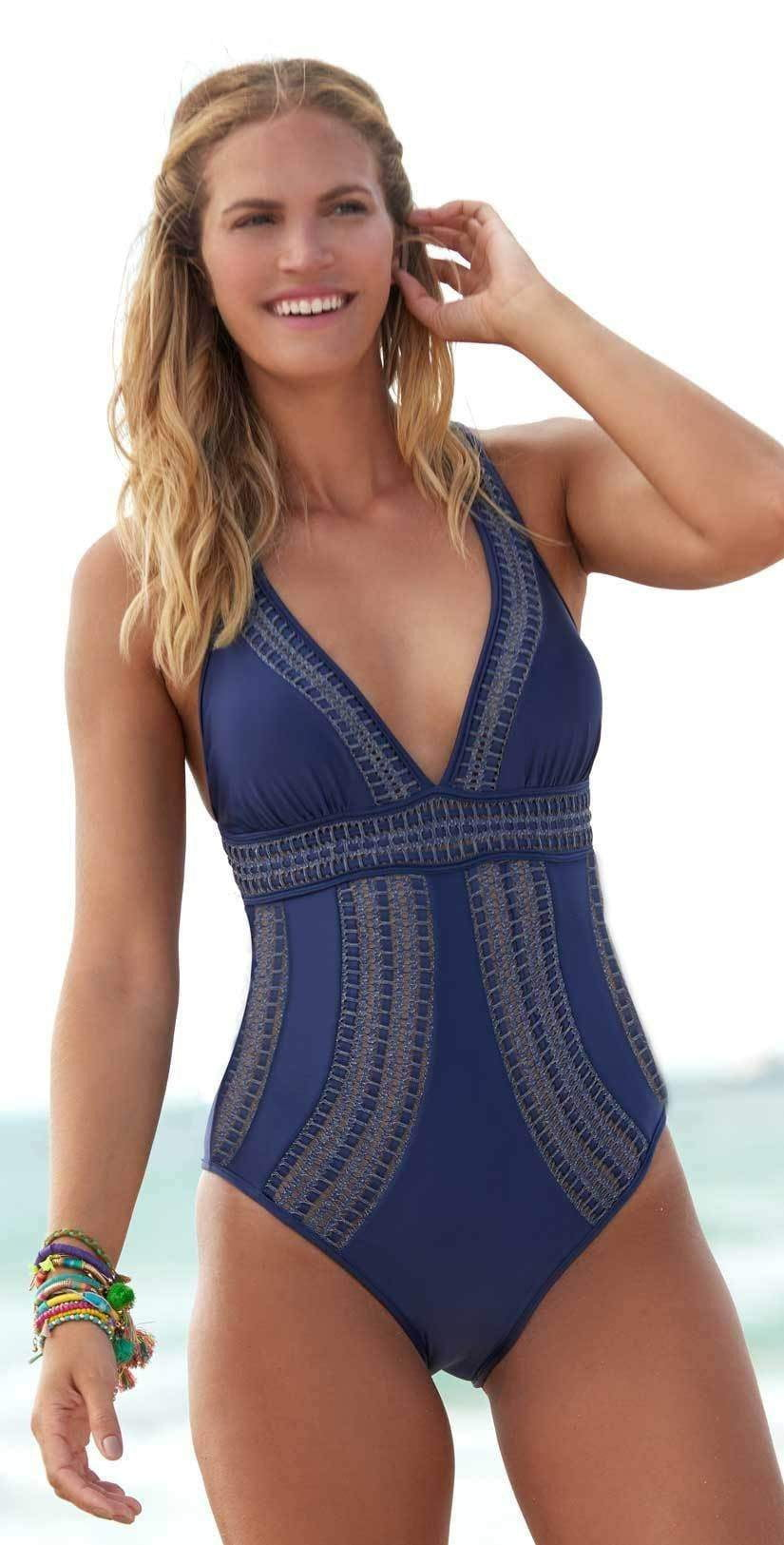 Despi Magnetic One Piece in Marino 1412BB:
