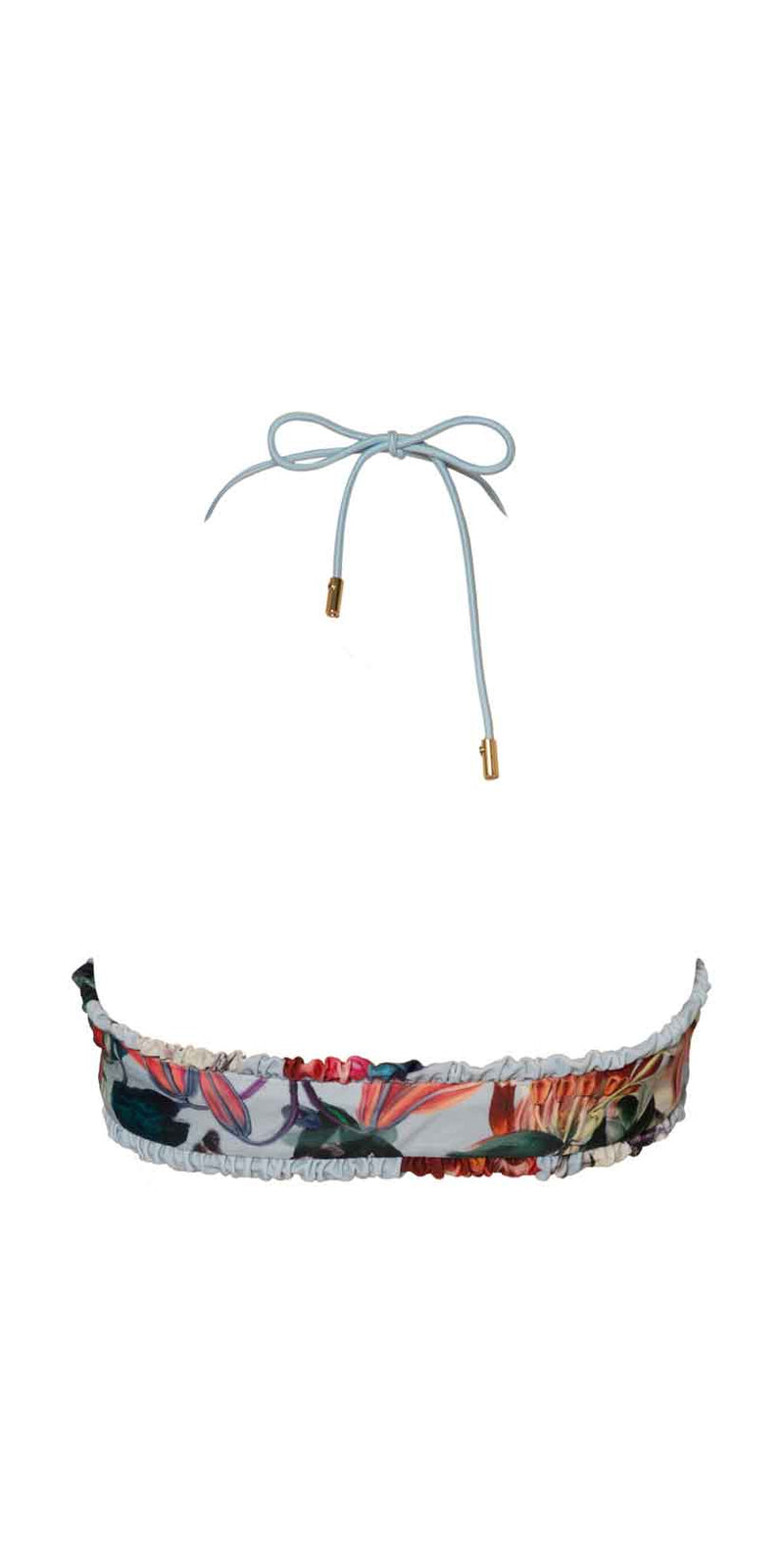 Ochie Swim Donna Bikini Top in Floral