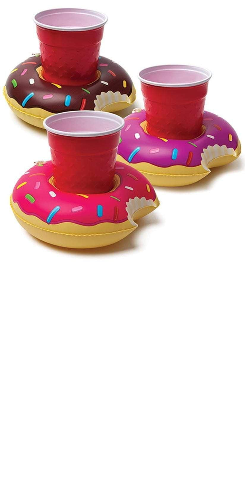 Big Mouth Frosted Donuts Beverage Boat BMDF-0001: