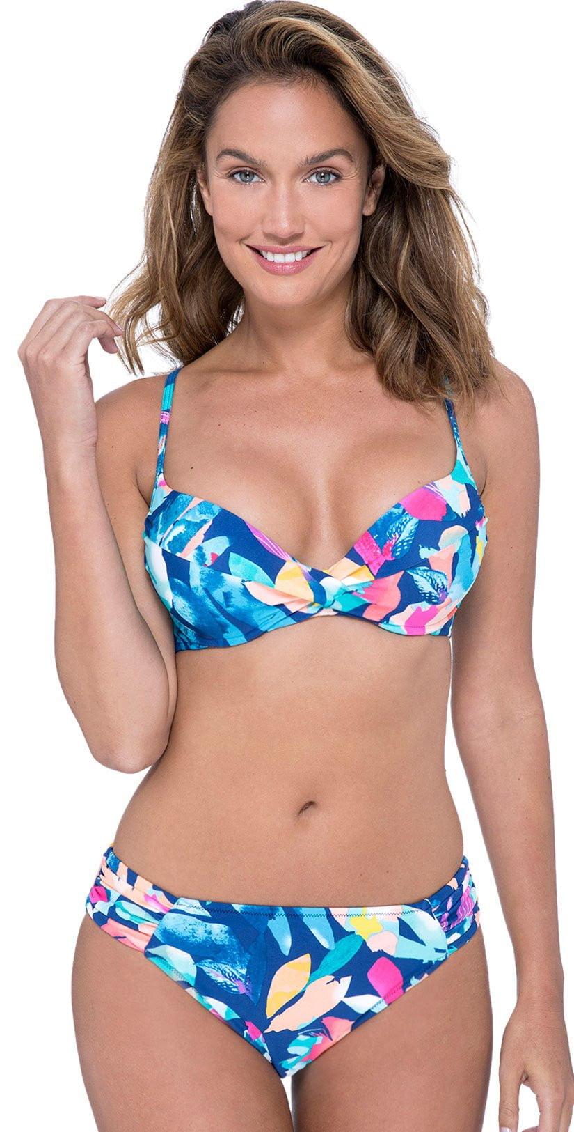 Profile By Gottex Bermuda Breeze Bikini Bottom E931 1P57 080: