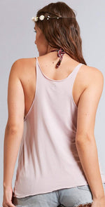 Ete Apparel No Bad Days Blush Tank Top 1-7-BLSH-NBD-17-P: