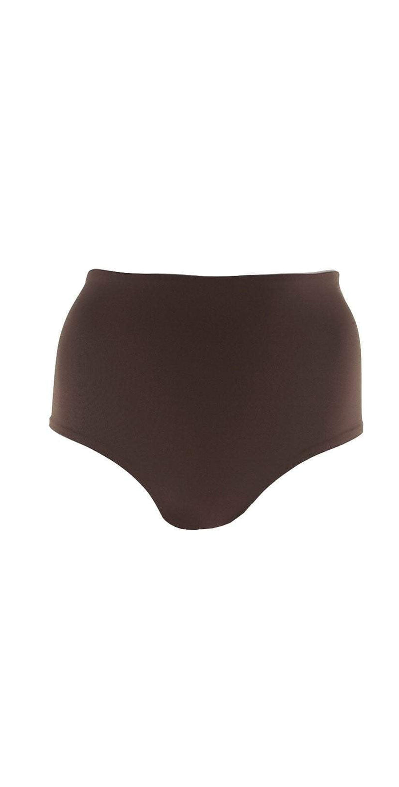 L Space Portia Bottom in Chocolate TSPOC18-CHO: