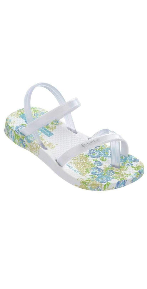 Ipanema Baby Blanket White Sandals