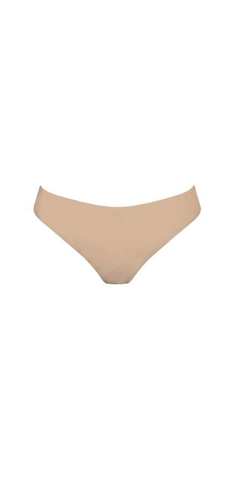 Ochie Swim Farrah Bikini Bottom in Sand