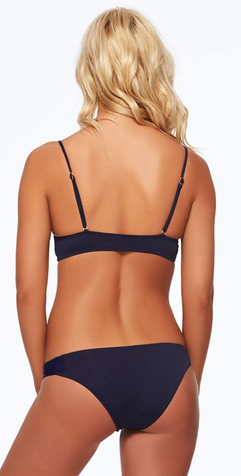 L Space Jaime Top in Midnight Blue LSJAT15-MDB: