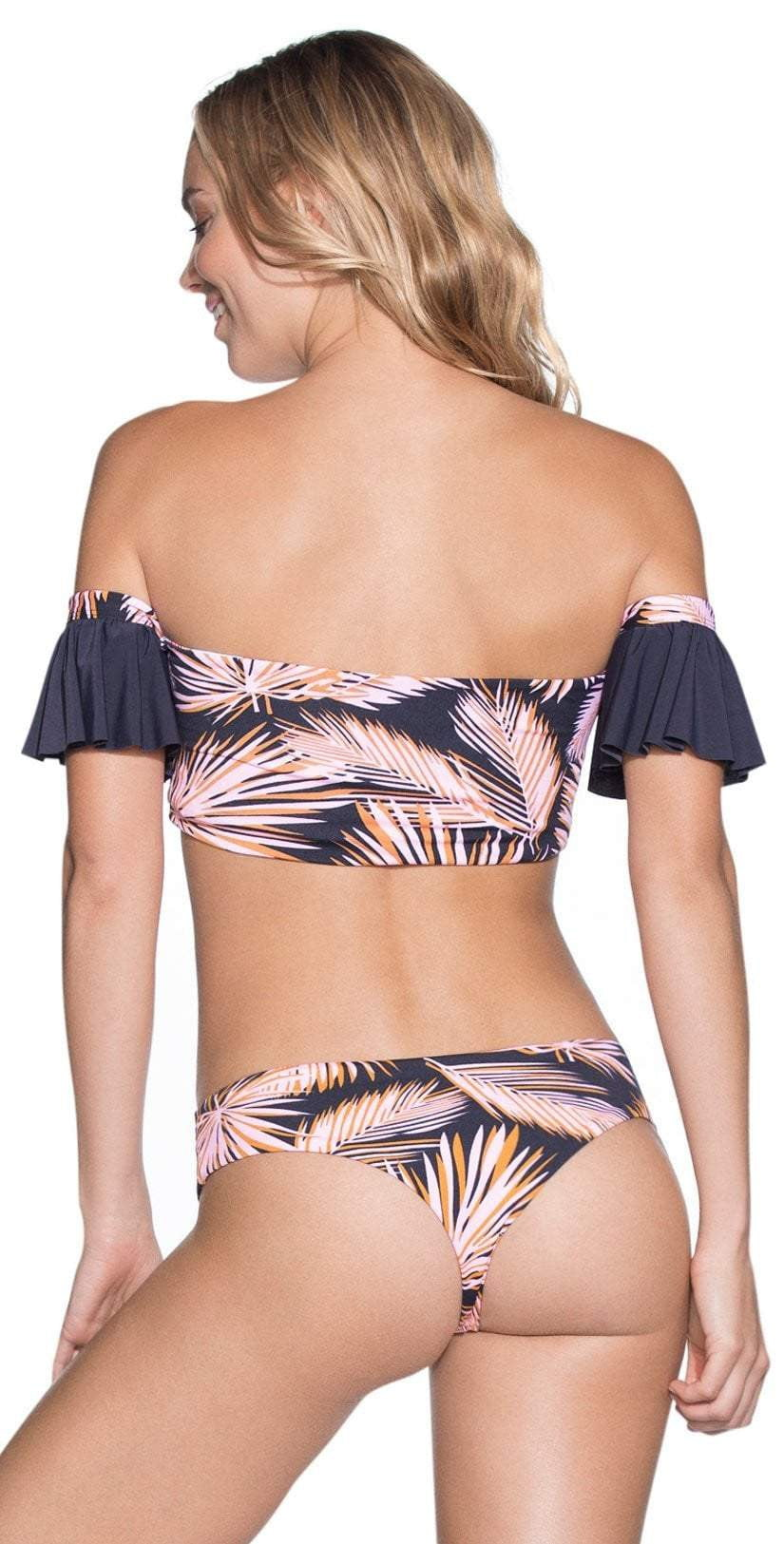 Maaji Columbian Paradise Off the Shoulder Top 2133SFA01: