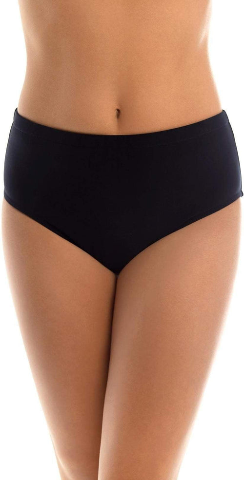 Magicsuit Jersey Classic Bottom in Black 453638-BLK