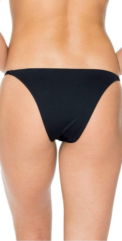 Aerin Rose Obsidian Mercury Bottom In Black B490-OBSI