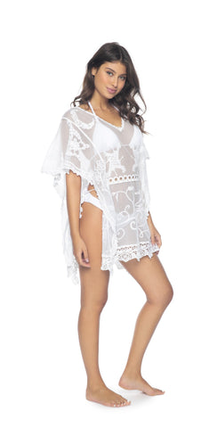 Despi Miramare Tunic in White 401277