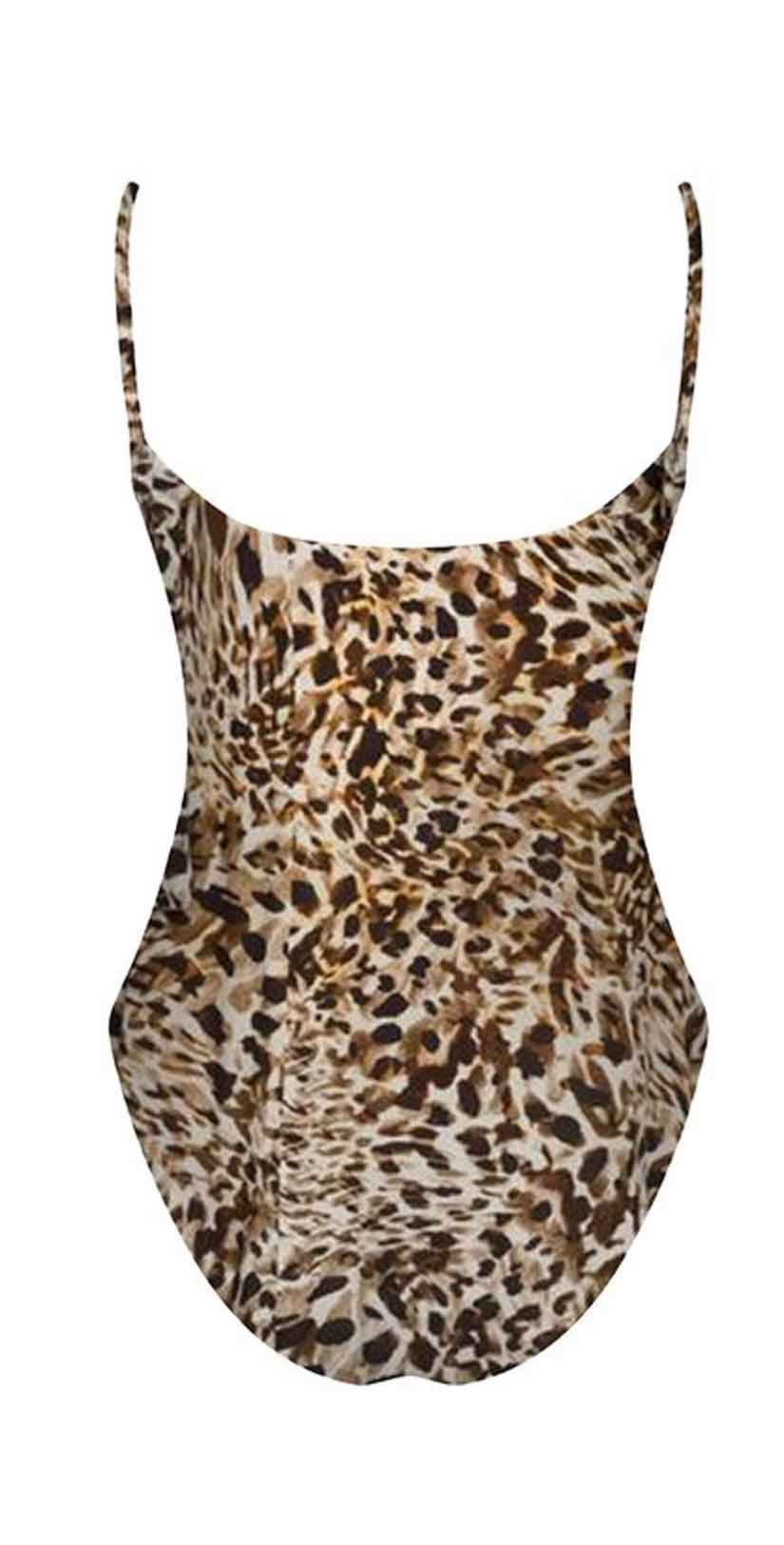 Ochie Swim Rita One Piece in Animal