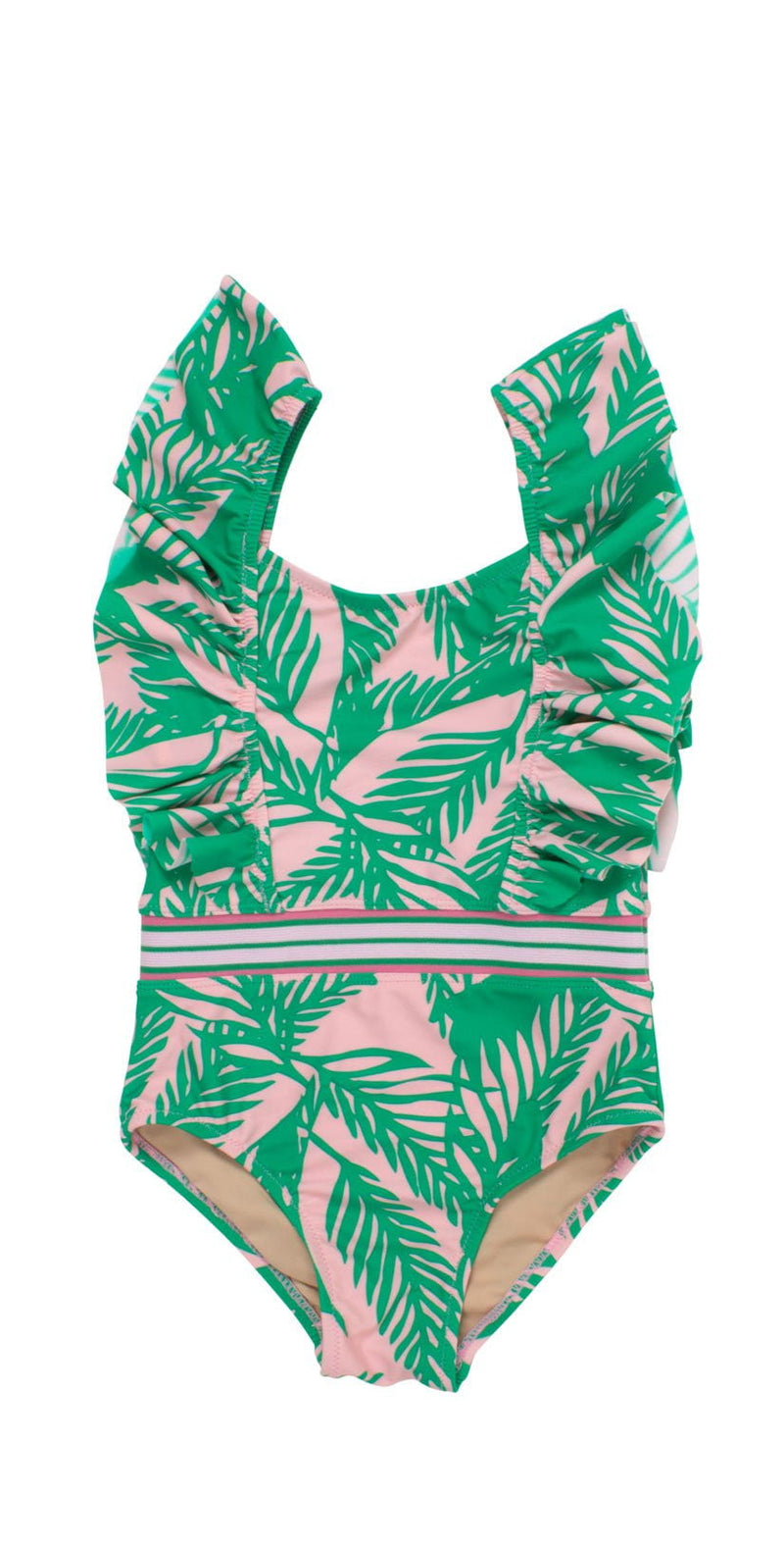Shade Critters Girls Palm Reader One Piece Swimsuit SG01H-056-M18: