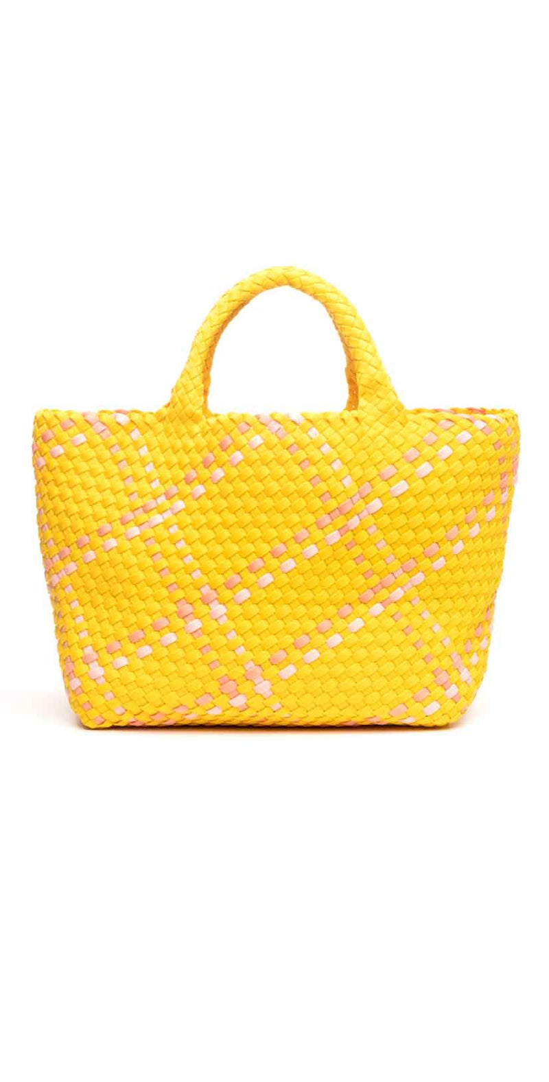 Deux Lux St. Barths Small Tote in Limoncello: