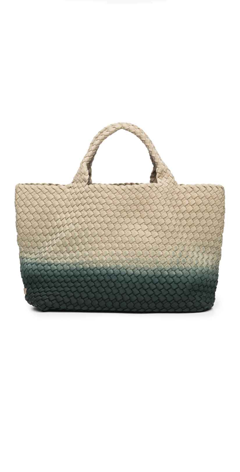 Deux Lux St. Barths Small Tote in Khaki:
