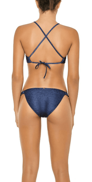 PilyQ Caymen Adjustable Full Cut Bottom: