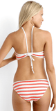 Seafolly High Neck Bikini Top Back View