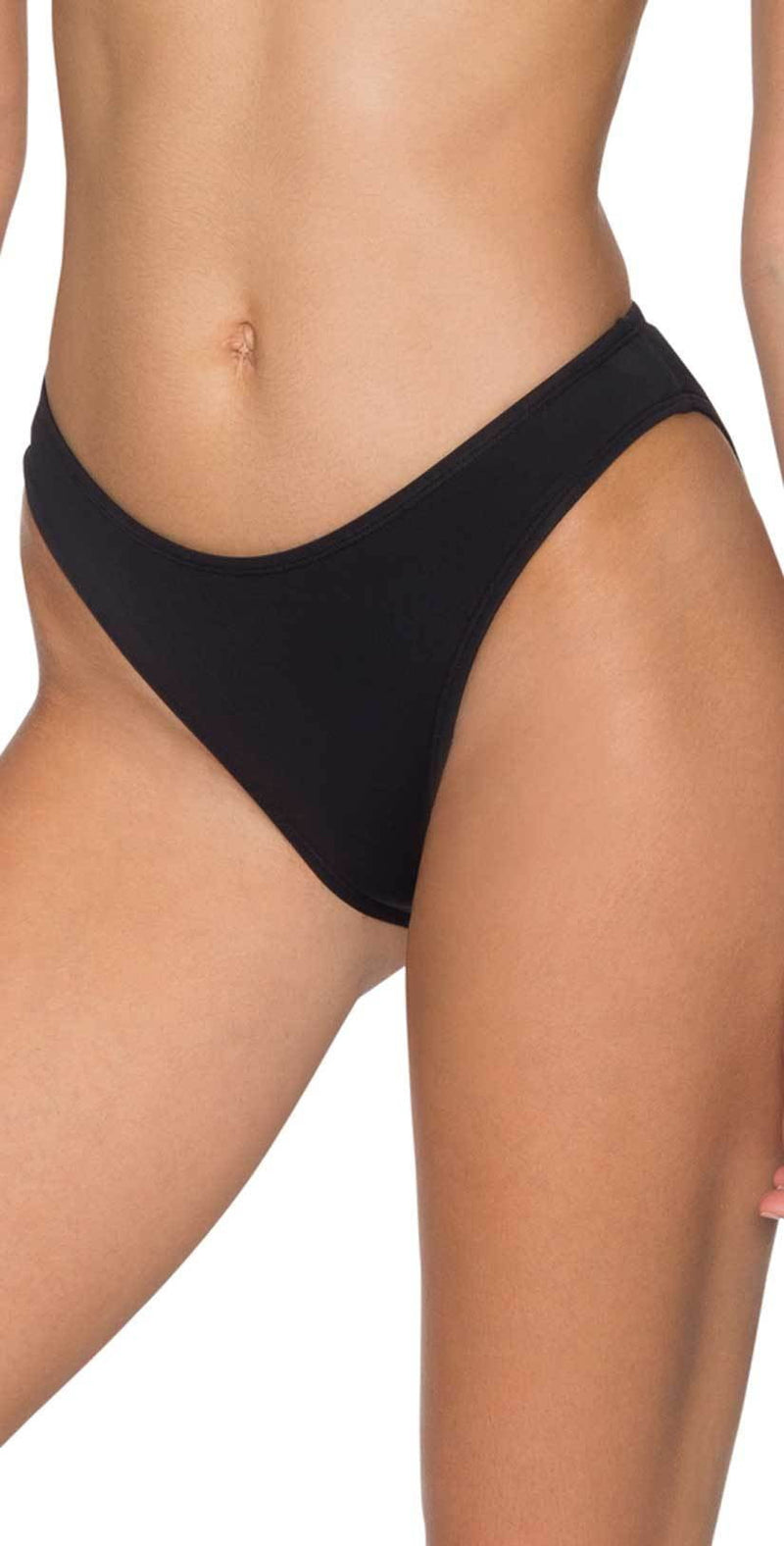 Sunsets Wild Thing Bottom in Black 23B-BLCK: