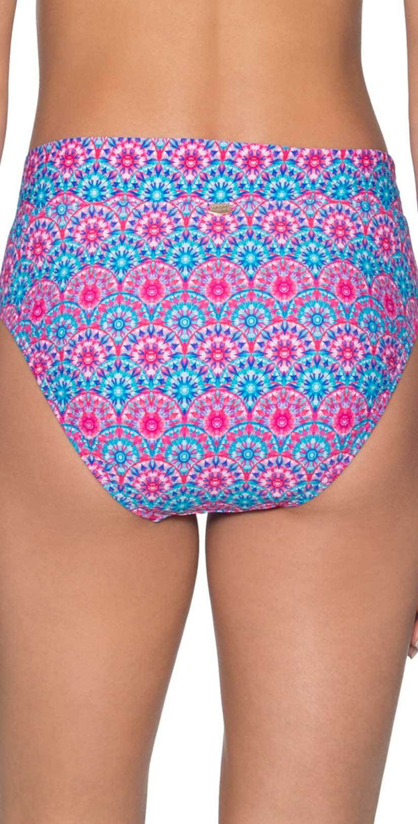 Sunsets Summer Lovin V-Front Bottom in Stained Glass 31B-STGL