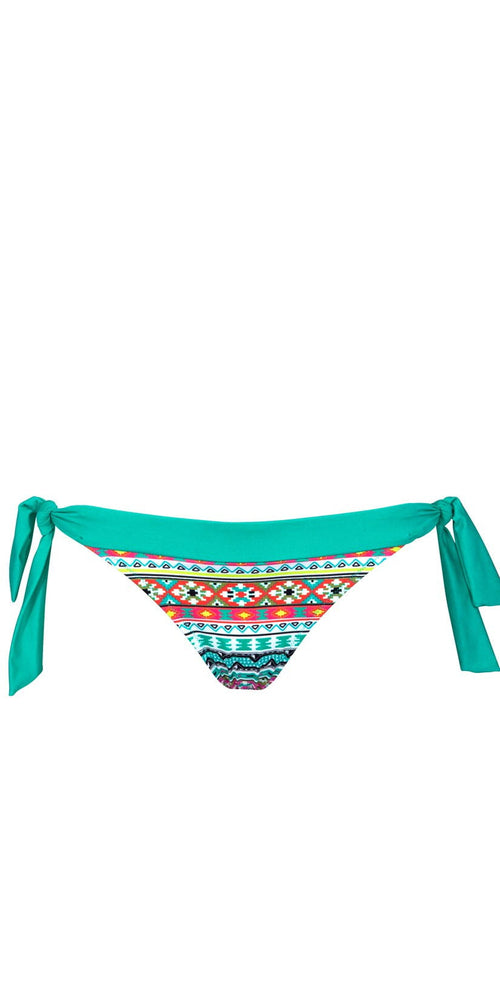 Watercult Active Tribe Tie Side Bikini Bottom 979-107-302: