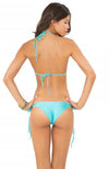 Luli Fama Cosita Buena Brazilian Tie Side Bikini Bottom