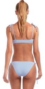 Vitamin A Elle Celeste EcoLux Tie Side Bikini Bottom 70NB CEL: