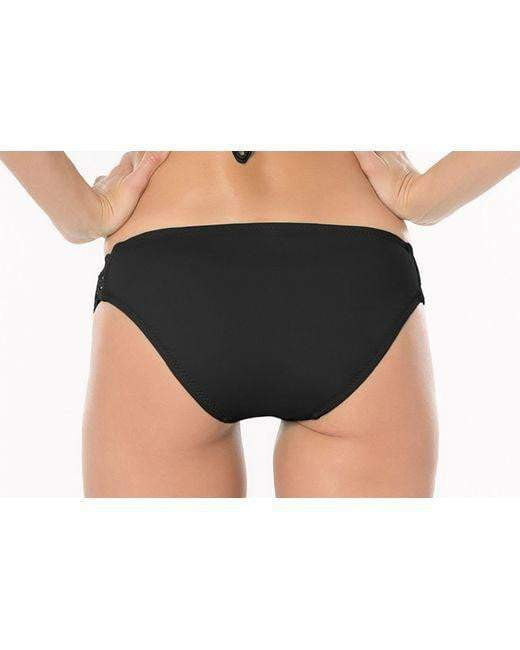 Becca Siren American Fit Bottom in Black 584377-BLK: