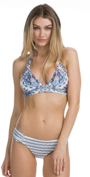 Becca Naples Reversible American Bottom 264387-MUL: