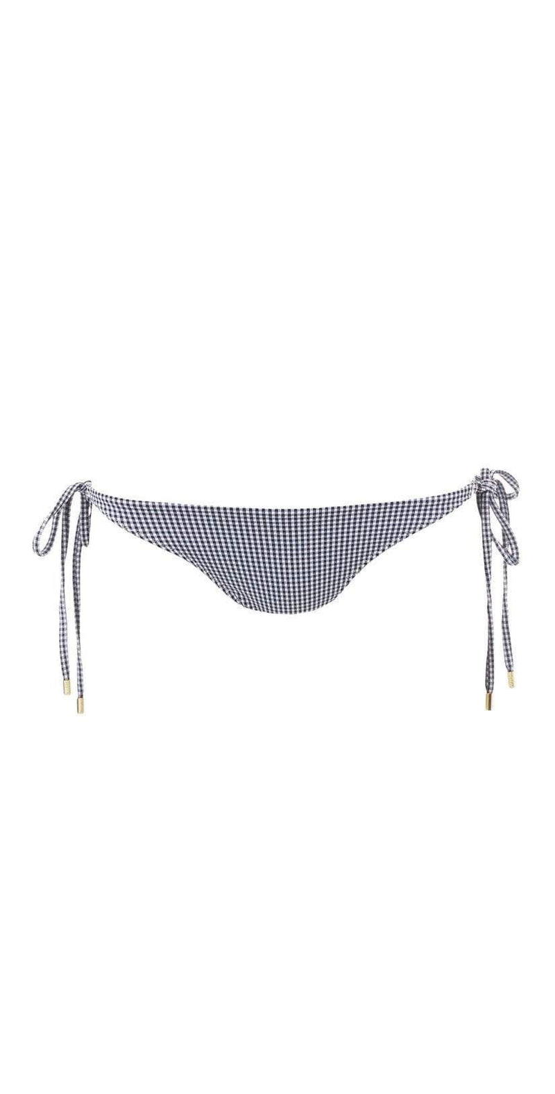 Melissa Odabash Jordan Bottom in Gingham: