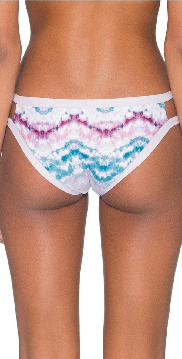 B. Swim Makai Tie Dye Florida Flip Reversible Bottom L27-MATD