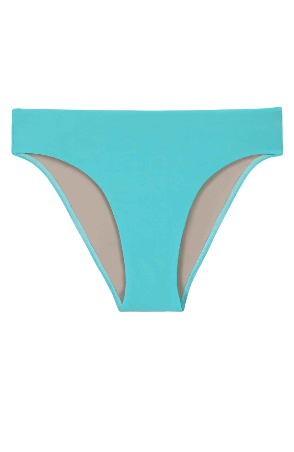 PilyQ Salt Water Hillary High Waist Full Bottom