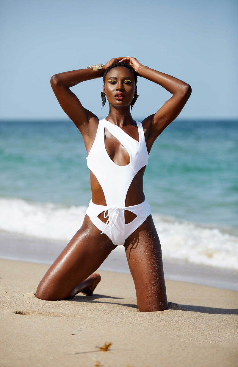 Keva J Rema Cut Out Monokini