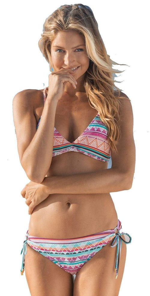 Helen Jon South Pacific Tunnel Side Hipster Bottom HJ08-0312-SPP: